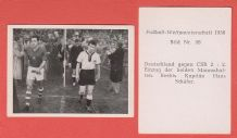 West Germany v Czechoslovakia Schafer (58)